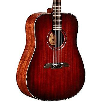 Alvarez mda66shb masterworks a66 series dreadnought acoustic guitar