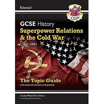 Ny Grade 9-1 GCSE Historie Edexcel Emne Guide - Supermagt Relationer og den kolde krig, 1941-91