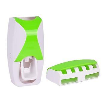Creative Automatic Plastic Lazy Toothpaste Dispenser