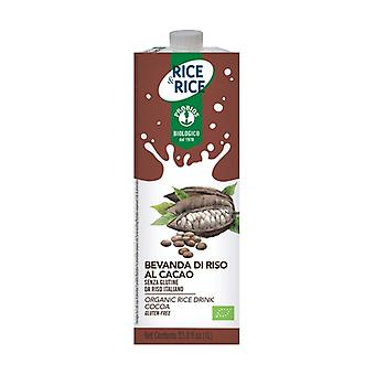 Rice drink with cocoa 1 L