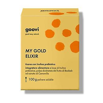 My Gold Elisir - Prebiotic Herbal Tea 100 ml of powder