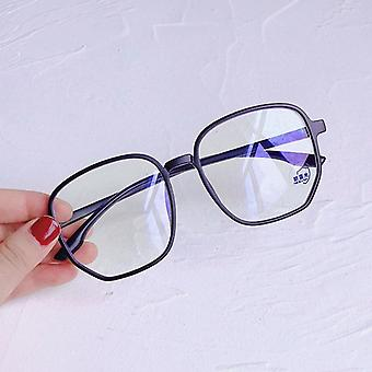 Fashion Anti Blue Light Oversized Glasses Computer Blue Blocking Gaming Glasses