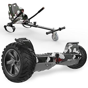 CITYSPORTS Off-road Segway Electric scooter with Hoverkart  Bluetooth Hoverboard