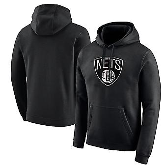 Brooklyn Nets Pullover Hoodie Swearshirt Tops 3WY463