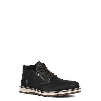 Rieker michigan virage grecja buty męskie czarne