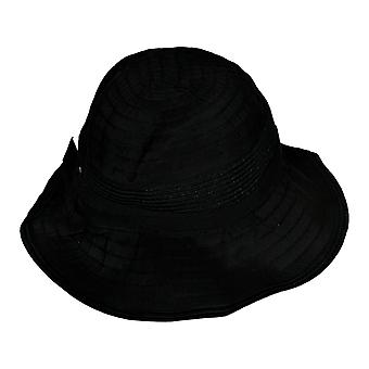 Physician Endorsed Adjustabled UPF 50 Belle Epoque Hat Black A347809