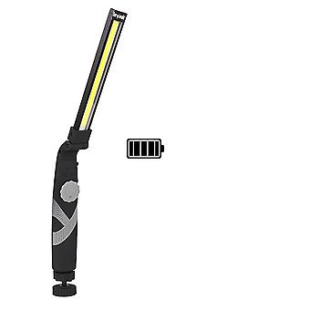 Multi Function, Cob Led-magnetic Work Light, Usb Rechargeable