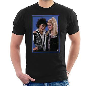 Weird Science Hilly och Deb Men's T-Shirt