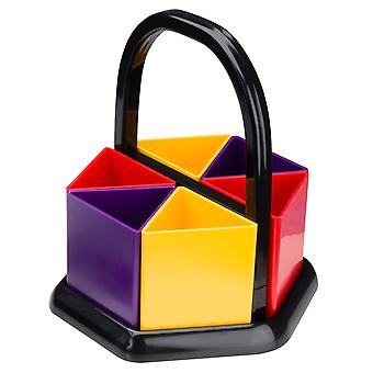 Adventa Handi-Holder Assorted Colours Desk Tidy