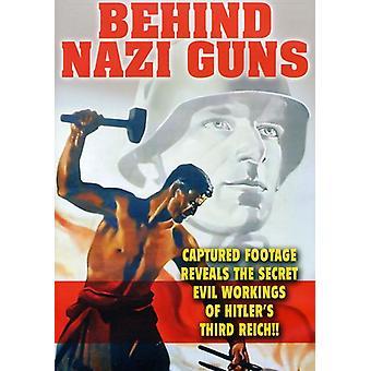 WW2-Behind nazi-wapens [DVD] USA importeren