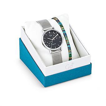 Women's Watch Go Girl Only Watches 694596 - Silver Steel Bracelet