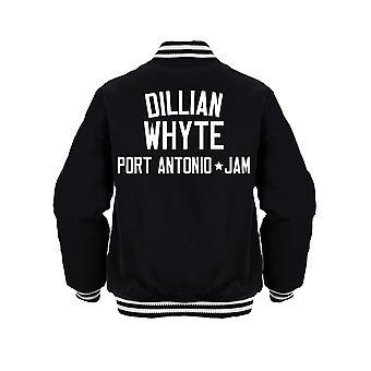 Dillian Whyte Boxing Legend Jacket