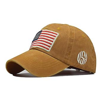 Divat Usa Flag Baseball Cap & Women