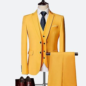 Business Men's Slim Classic High-end formel dragt