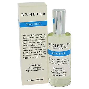 Demeter Spring Break Cologne Spray door Demeter 4 oz Cologne Spray