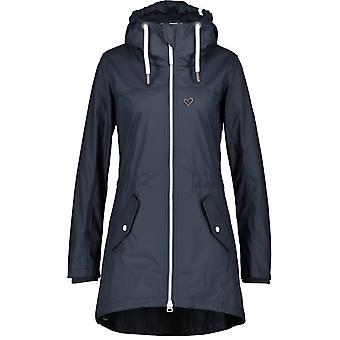 Alife & Kickin Ladies Rain Jacket Audrey