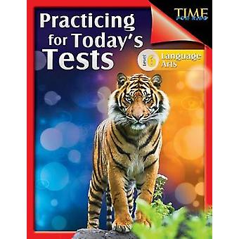 TIME For Kids Practicing for Today's Tests