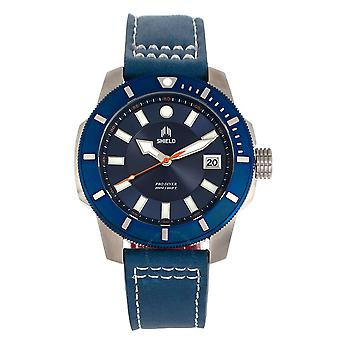 Shield Shaw Blue Dial Men's Watch SLDSH106-3