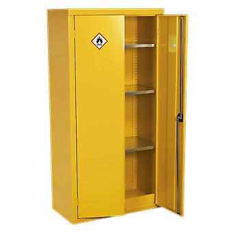 Sealey Fsc03 Flammables Storage Cabinet 900 X 460 X 1800Mm