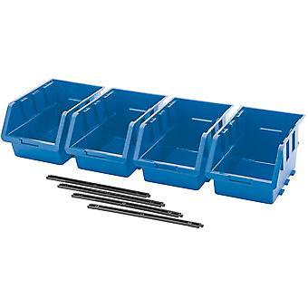 Draper 38116 4 Piece Large Storage Unit Set