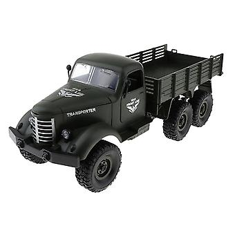 6WD 1/16 RC Military Climbing Truck Model Toy