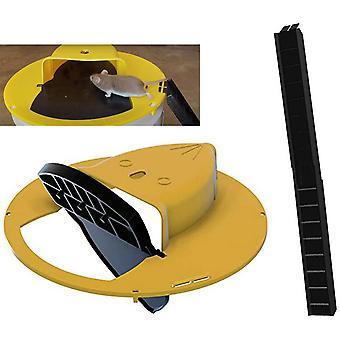 Flip N Slide Bucket Lid Mouse Rat Trap 10954
