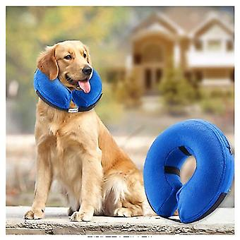 Inflatable Collar For Dogs And Cats-soft Pet Recovery Collar Will Not Block Vision