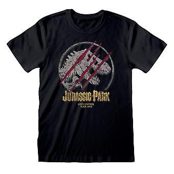 Jurassic World Womens/Ladies Lost Control Boyfriend T-Shirt