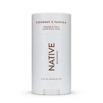 Inheemse Kokosnoot &Vanille Deodorant