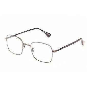 Oliver Peoples Eyeglasses Titanium Frame OV1129T 5041 Redfield Pewter Black