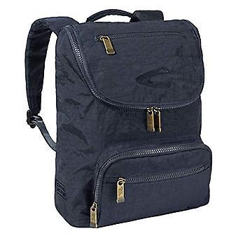 Camel active, sac à dos pour homme, pour les loisirs, pour le travail, pour le jour, pour le jour, couleur: bleu foncé(2)