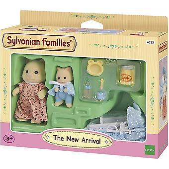 Sylvanian Familier 5433 Den nye ankomsten