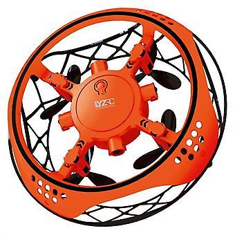 Flying Ufo Mini Drone Indukčné lietadlo Hover Rc Riadené LED