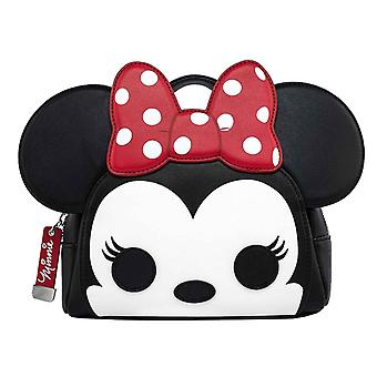 Loungefly Bum Bag Minne Mouse Pop! new Official Disney Black