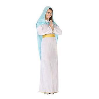 Aikuisten puku 115819 Virgin White Sky sininen (2 kpl)