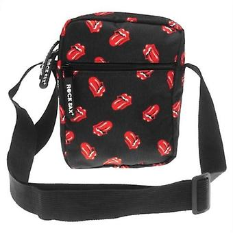Rolling Stones - Klassisk allover Tongue Body Bag