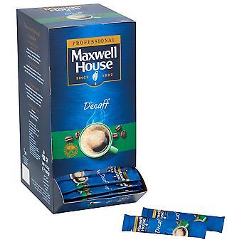 Maxwell House Decaffeinated Coffee Sticks