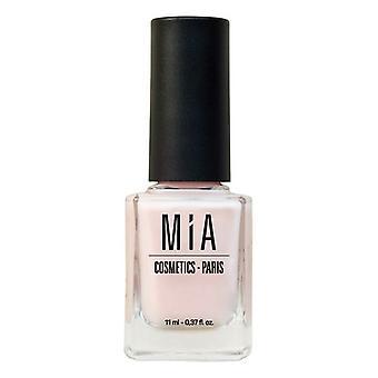 Neglelakk Mia Kosmetikk Paris Naken (11 ml)