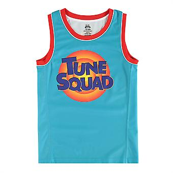 Space Jam Kids ToonSquad Tank Top Sleeveless Crew Neck Performance Vest