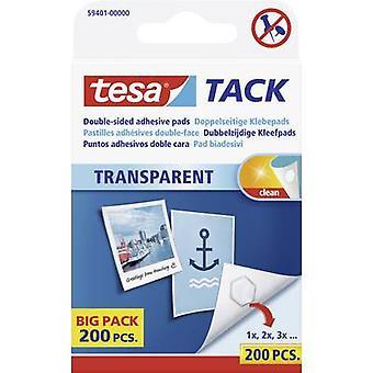 Tesa Tack® kaksipuolinen liima tyynyt Big Pack 200 kpl