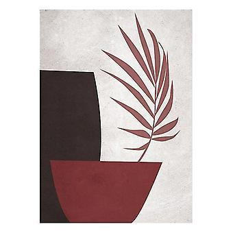 Levykasvi (100 x 70 x 4 cm)