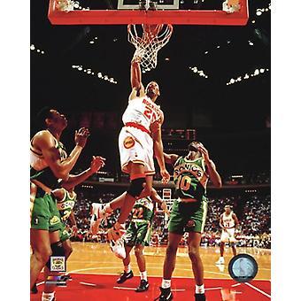 Robert Horry 1995-96 Action Photo Print