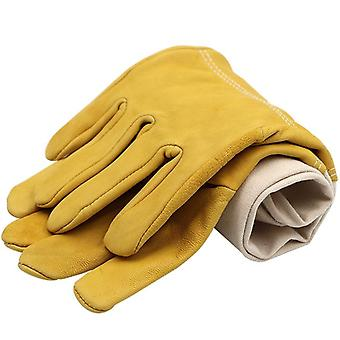 Bijenteelt handschoenen beschermende mouwen