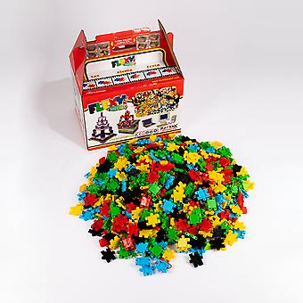Matrax Flexy Tangles Creative Blocks, 1000 Pieces, In Carton Box, Educational Intelligence Game, For Children Ages 3 and Up