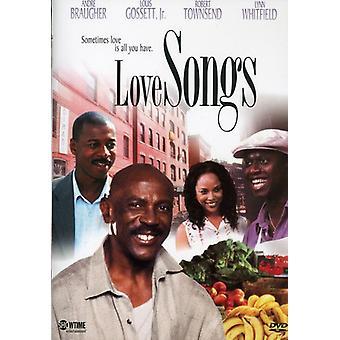 Love Songs [DVD] USA import