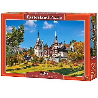Castorland, Puzzle - Castle Peles - 500 Pieces