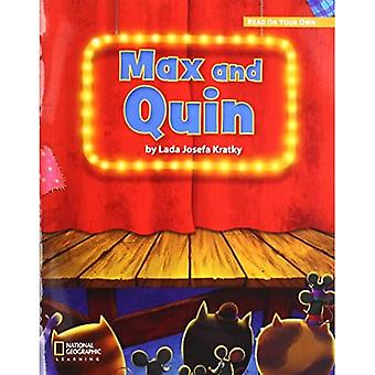 ROYO READERS LEVEL A MAX AND Q UIN