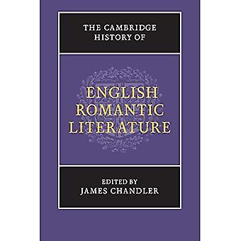 Cambridges historie om engelsk romantisk litteratur (Den nye Cambridge-historien om engelsk litteratur)