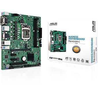 Asus PRO H510M-C/CSM - Corporate Stable Model, Intel H510, 1200, Micro ATX, 2 DDR4, VGA, DVI, HDMI, DP, M.2