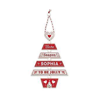 التاريخ وهيرالدري عيد الميلاد شجرة الديكور - صوفيا 269800762 اليد الخشبية وضعت